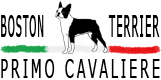 Primo Cavaliere Kennel Sticky Logo